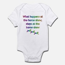 What happens at Infant Bodysuit