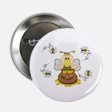 Honey Bee Button