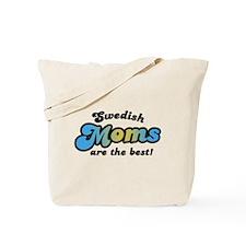 Swedish Mom Tote Bag