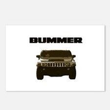 Bummer Postcards (Package of 8)