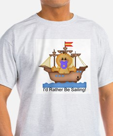 A Pirates Life For Me T Shirts Cafepress