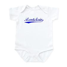 Vintage Montclair (Blue) Infant Bodysuit