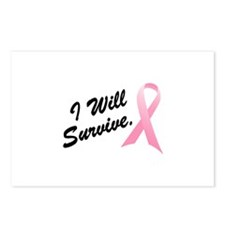 I Will Survive (BC SS) Postcards (Package of 8)