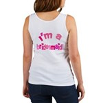 Pink Kiss Bridesmaid Women's Tank Top