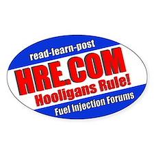 HRE.COM Contest Decal