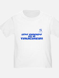 My Daddy is a Trucker! T