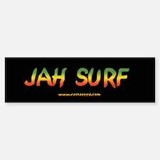 Jah Surf Bumper Bumper Bumper Sticker