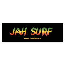 Jah Surf Bumper Bumper Sticker