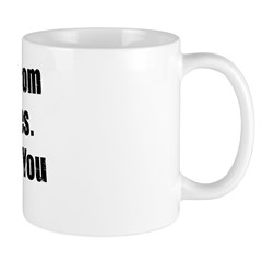 You Can't Ref Mug