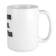 You Can't Ref Large Mug