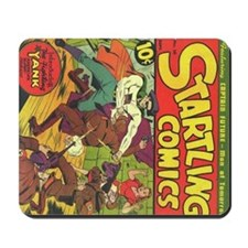 Startling Comics issue 10 Mousepad