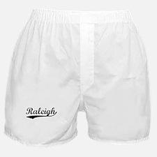 Vintage Raleigh (Black) Boxer Shorts