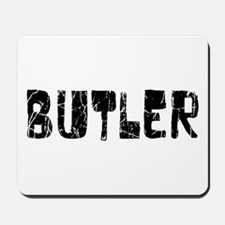 Butler Faded (Black) Mousepad