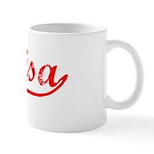 Vintage Marisa (Red) Mug
