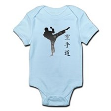 Karate Infant Bodysuit