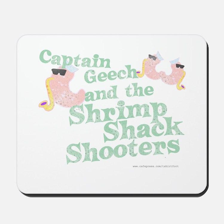 Captain Geech 1964 Mousepad