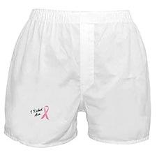 I Kicked Ass (BC SS) Boxer Shorts