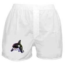 Killer Whale Boxer Shorts