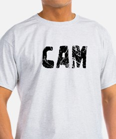 Cam Faded (Black) T-Shirt