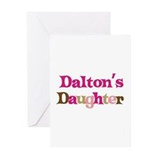 Dalton's Dad Greeting Card