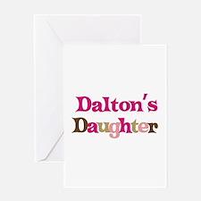 Dalton's Dad Greeting Card