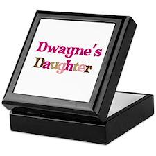Dwayne's Dad Keepsake Box