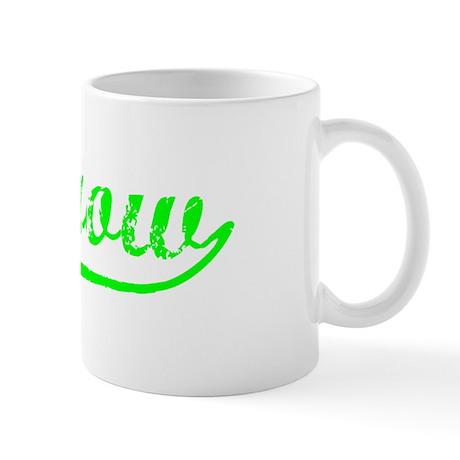 Vintage Morrow (Green) Mug