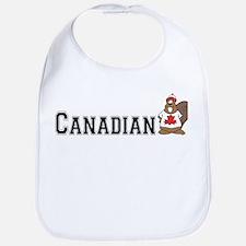 Canadian Beaver Bib