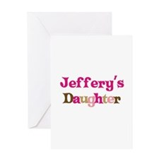 Jeffery's Dad Greeting Card