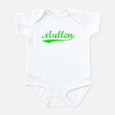 Vintage Mullen (Green) Infant Bodysuit