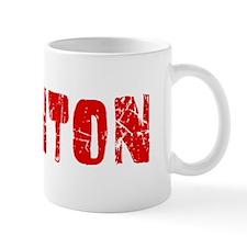 Brenton Faded (Red) Mug