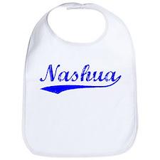 Vintage Nashua (Blue) Bib