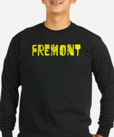 Fremont Faded (Gold) T