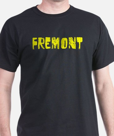 Fremont Faded (Gold) T-Shirt
