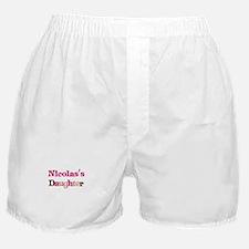 Nicolas's Dad Boxer Shorts