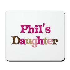 Phil's Dad Mousepad
