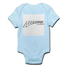 Alexander the Great Babygrow