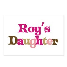 Roy's Dad Postcards (Package of 8)