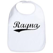 Vintage Rayna (Black) Bib