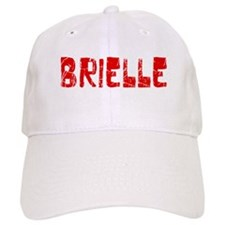 Brielle Faded (Red) Baseball Cap
