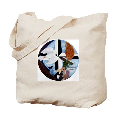 Tote Bag- And the Preaching Continues