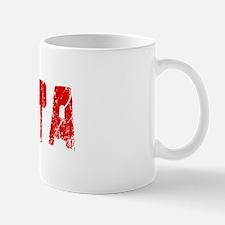Britta Faded (Red) Mug