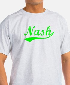Vintage Nash (Green) T-Shirt