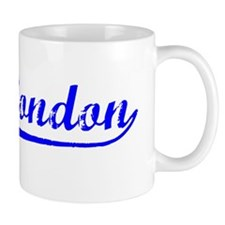 Vintage New London (Blue) Mug