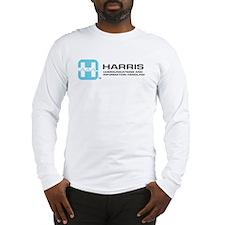 Long Sleeve T-Shirt-HARRIS COMMUNICATIONS
