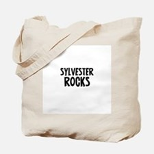 Sylvester Rocks Tote Bag