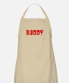 Buddy Faded (Red) BBQ Apron