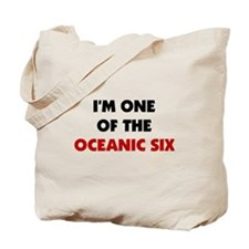 Oceanic Six Tote Bag