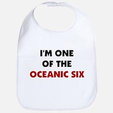 Oceanic Six Bib