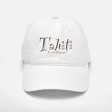 Tahiti Baseball Baseball Cap